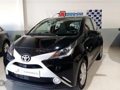 gebraucht Toyota Aygo 1.0 VVT-i 69 CV 5p. x-pure MMT
