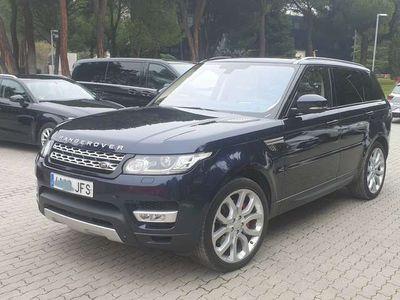 usado Land Rover Range Rover Sport SDV6 HSE