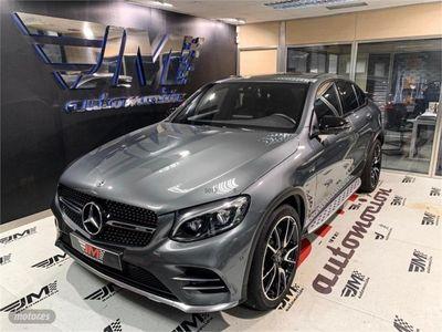 gebraucht Mercedes GLC43 AMG AMG Clase Coupé C253 Coupé 4Matic Aut.