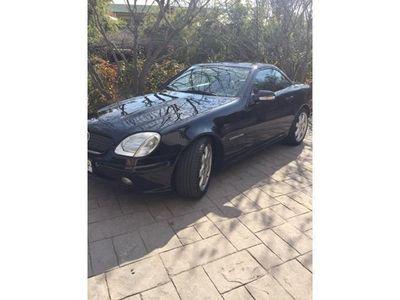 usado Mercedes SLK230 Kompressor
