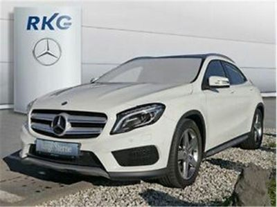 usado Mercedes GLA220 CDI AMG Panorámico