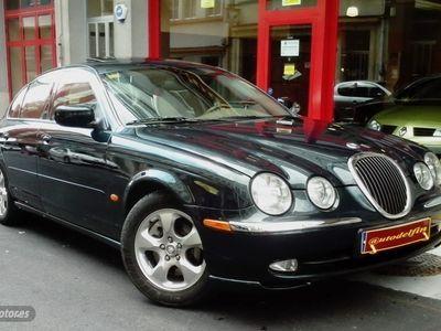 gebraucht Jaguar S-Type 3.0 Executive Automático