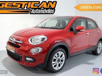 usado Fiat 500X Pop Star 1.4 MultiAir 140cv 4x2