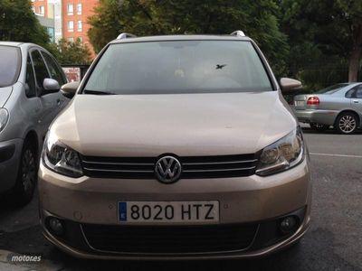 usado VW Touran 1.6 TDI Advance Bluemotion 105CV