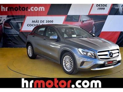 usado Mercedes GLA200 d