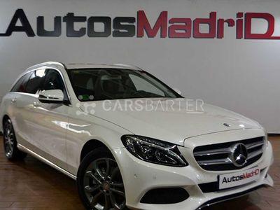 usado Mercedes C220 C 220d Avantgarde Estate 5p