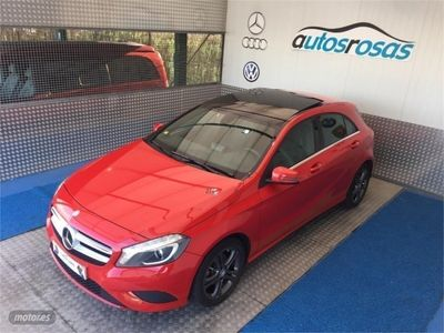 second-hand Mercedes A180 CDI BE Urban/T.panoramico/Navegador