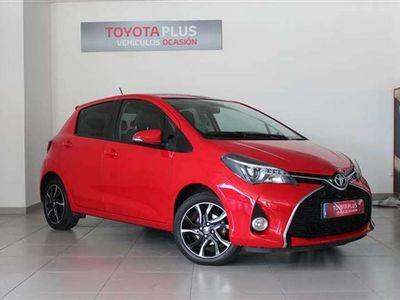 usado Toyota Yaris 1.3 Feel!(PVP FINANCIADO)