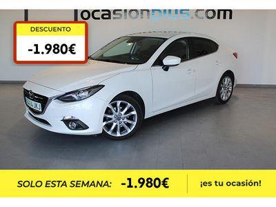 usado Mazda 3 2.2 DE Sedan MT Luxury 110 kW (150 CV)