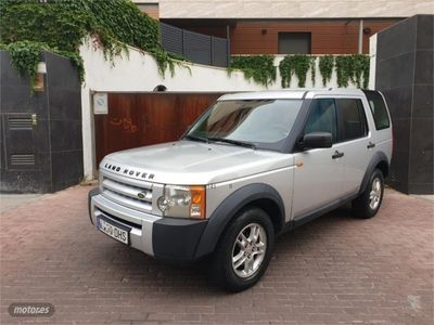 used Land Rover Discovery 2.7 TDV6 S