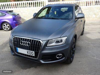 usado Audi Q5 3.0 TDI 245cv quattro S tronic Advance