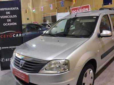 usado Dacia Logan MCV 1.5 DCI 75 CV 5 POSTI LAUReATE