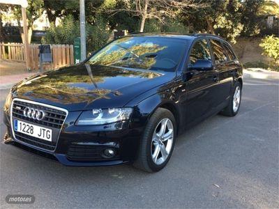 usado Audi A4 Avant 2.7 TDI 190cv multitronic DPF