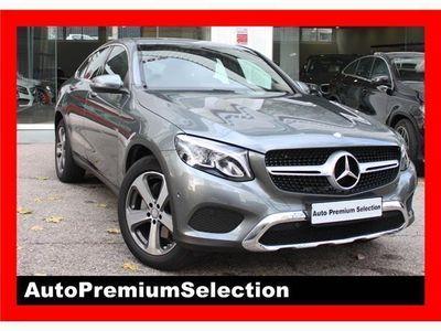 """usado Mercedes GLC220 Coupé dAut. 4Matic, Cuero, Techo, Cam, NAV, 19"""""""