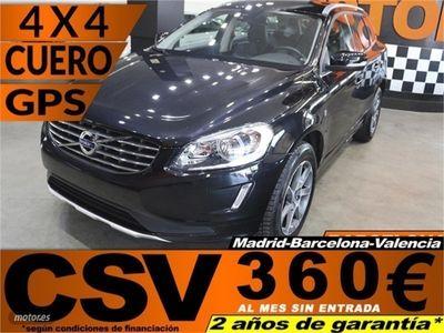 usado Volvo XC60 2.0 D4 VOR