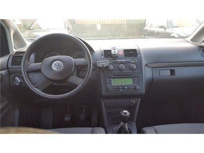 usado VW Touran 2.0TDI Trendline 7 plazas
