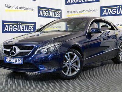 usado Mercedes E350 Coupe Bluetec, Madrid