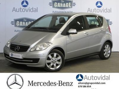 second-hand Mercedes A180 CDI Exclusive Edition