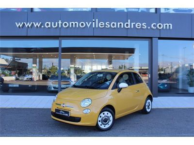 usado Fiat 500 1.2 Color Therapy