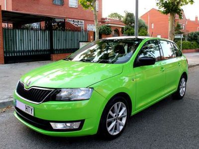 used Skoda Rapid Rapid/Spaceback1.6TDI CR Green TEC Elegance 66kW