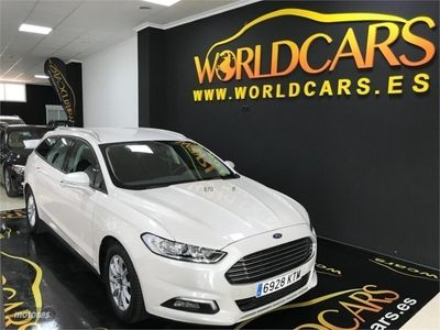 brugt Ford Mondeo SB 2.0TDCI Business PowerShift 150