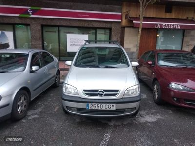 brugt Opel Zafira 1.8