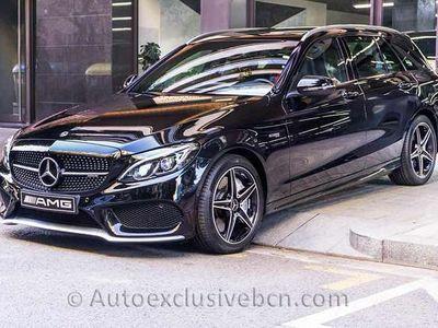 usado Mercedes C43 AMG AMG Estate 4M-9G Plus | Techo | ILS | -45% Dto.