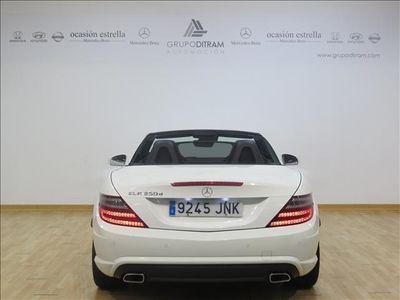 usado Mercedes E250 SLC d
