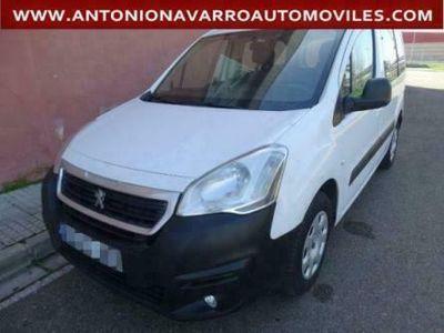 usado Peugeot Partner en Badajoz (Badajoz)