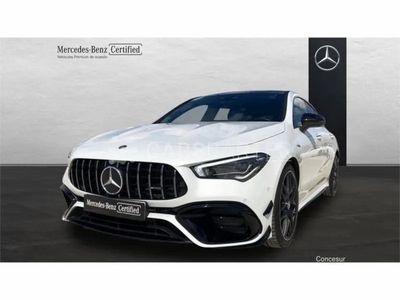 usado Mercedes CLA45 AMG Shooting Brake CLA 45 AMG AMG 4Matic 310 kW (422 CV) 5p