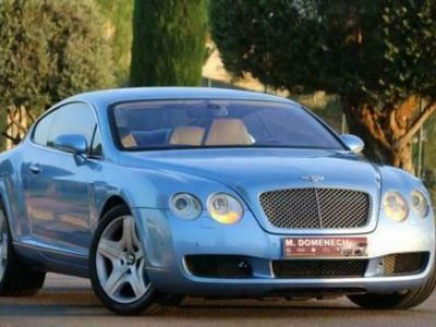 usado Bentley Continental en Marbella (Málaga)