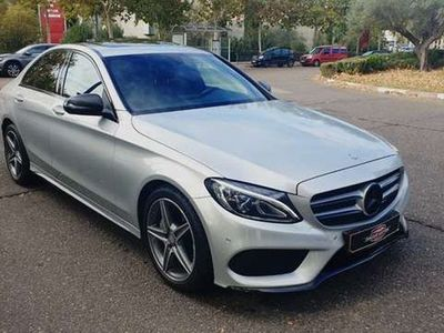 usado Mercedes 220 Clase C4Matic 9G-Tronic