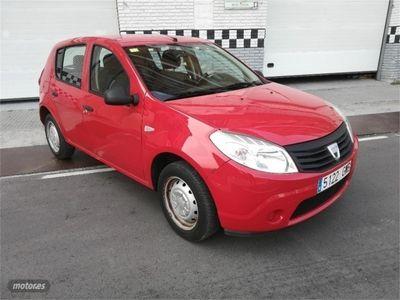 used Dacia Sandero Base 1.2 16v 75cv