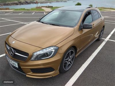 second-hand Mercedes A220 Clase ACDI BlueEFFICIENCY DCT AMG Sport