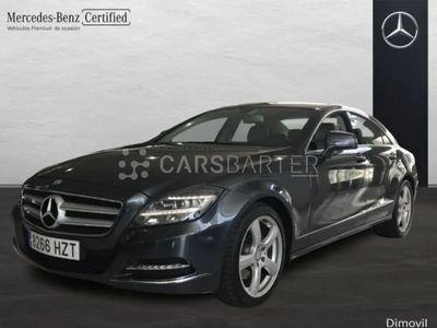 usado Mercedes CLS250 CLSCDI Blue Efficiency 150 kW (204 CV) 4p