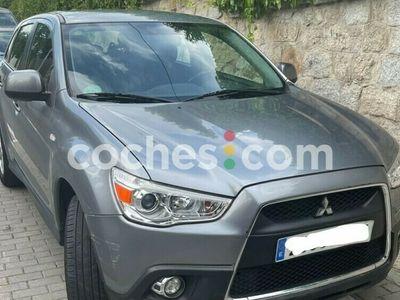 usado Mitsubishi ASX Asx160 Mpi Motion 117 cv en Madrid