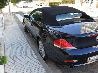 usado BMW 650 Cabriolet Serie 6 E64 Cabrio Aut.