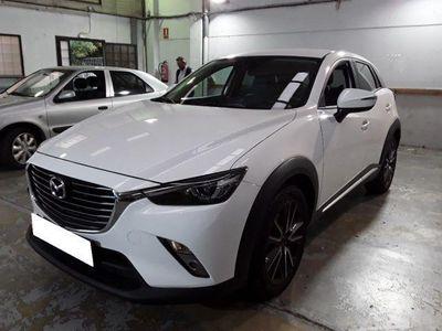 usado Mazda CX-3 2.0 Luxury Pack White 2WD 120
