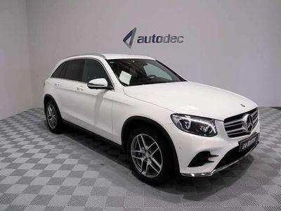 usado Mercedes GLC220 d4Matic Aut.