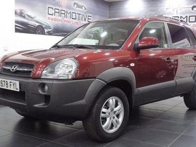 usado Hyundai Tucson año 2007 90000 KM a € 7901.00