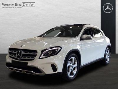 usado Mercedes GLA180 URBAN+TECHO+GARMIN+PARTRONIC