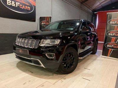 used Jeep Grand Cherokee 3.0CRD Summit Aut.