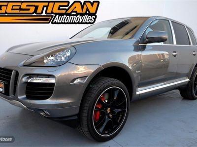 brugt Porsche Cayenne Turbo Auto