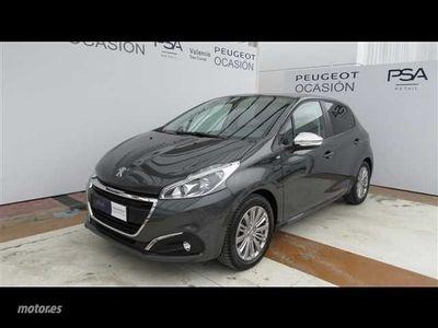 usado Peugeot 208 5P SIGNATURE 1.2L PURETECH 60KW (82CV) S&S