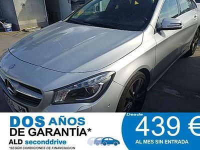 usado Mercedes CLA200 Shooting Brake d 100 kW (136 CV)