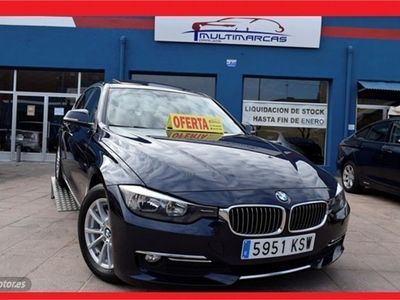 usado BMW 320 Serie 3 d EfficientDynamics
