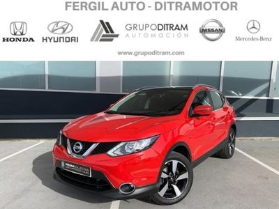 second-hand Nissan Qashqai 1.6dCi N-Connecta 4x2