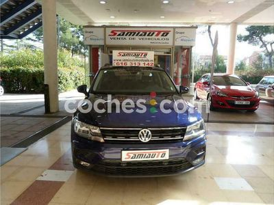 usado VW Tiguan 1.4 Act Tsi Advance 110kw 150 cv en Barcelona