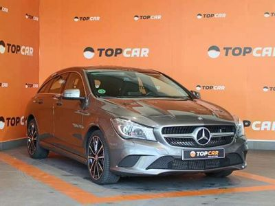 usado Mercedes CLA200 Shooting Brake CDI Urban