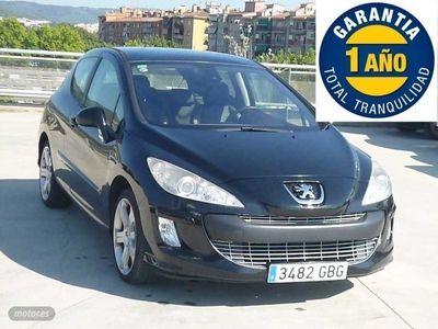 gebraucht Peugeot 308 2.0 HDI 136CV SPORT 3P